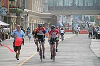 RAAM finish riding